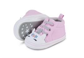 Baby-Schuh Einhorn - rosa