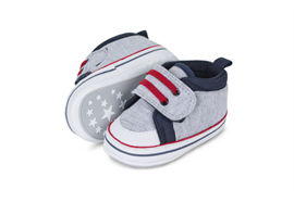 Baby-Schuh - grau