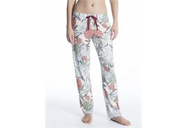 Damen Pyjamahose