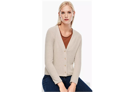 Damen Shirt - beige