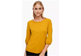 Damen Shirt - gelb