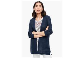 Damen Strickjacke - blau