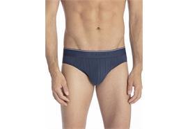 Herren Mini-Slip, Elastikbund - dunkelblau