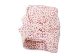 Knotenmütze - rosa