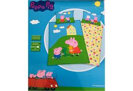 Disney Peppa Pig Bettwäsche 65/100 + 160/210