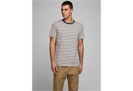Herren T-Shirt STRIPED TEE SS CREW