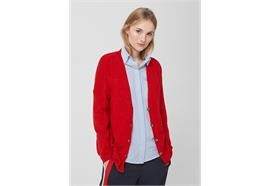 Damen Strickjacke - rot
