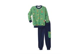 Knaben Pyjama mit Bündchen