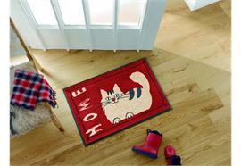 Fussmatte Catty Home Gr. 50 x 75 cm