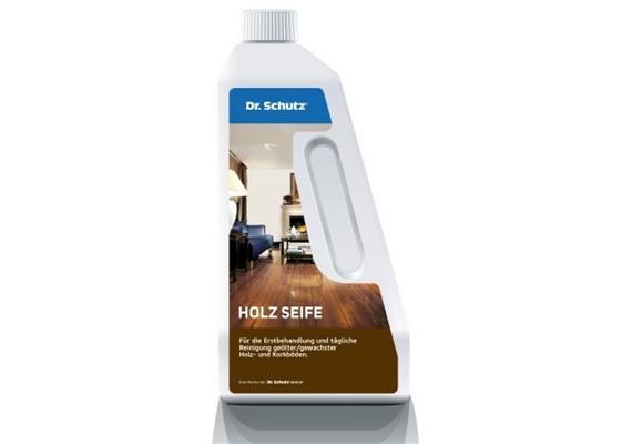 Holz Seife - 750 ml